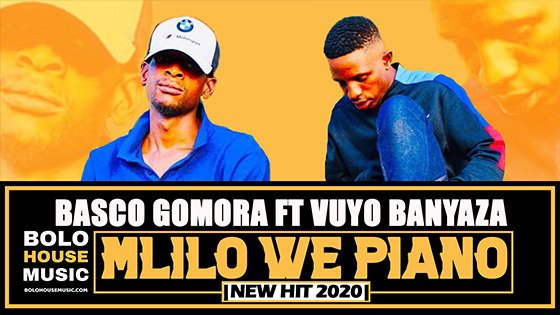 Basco Gomora - Mlilo We Piano ft Vuyo Banyaza