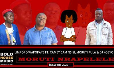 Limpopo Wapopaye - Moruti Nrapelele ft Camey Cam Nsisi, Moruti Pula & DJ Kobyo