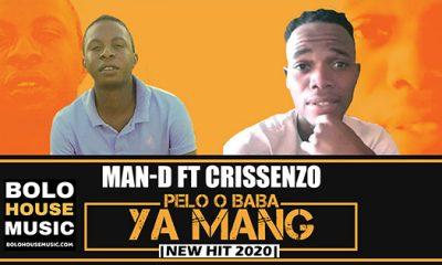 Man D - Pelo O Baba Ya Mang ft Crissenzo