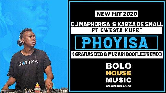 DJ Maphorisa & Kabza De Small - Phoyisa ft Qwesta Kufet (Gratias Deo & Muzari Bootleg Remix)
