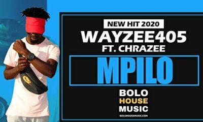Wayzee405 - Mpilo ft Chrazee