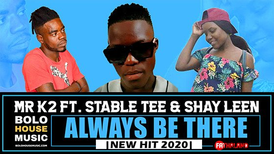 Mr K2 - Always Be There - Stable Tee & Shay Leen