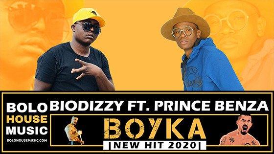 Biodizzy - Boyka ft Prince Benza