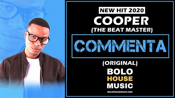 Cooper (The Beat Master) - Commenta