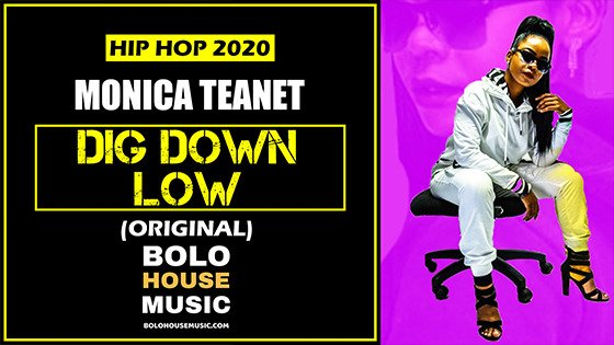 Monica Teanet - Dig Down Low