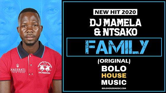 DJ Mamela & Ntsako - Family