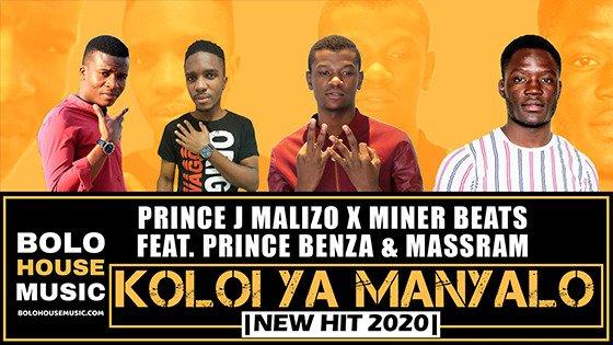 Prince J.Malizo x Miner Beats - Koloi Ya Manyalo ft Prince Benza & MassRam