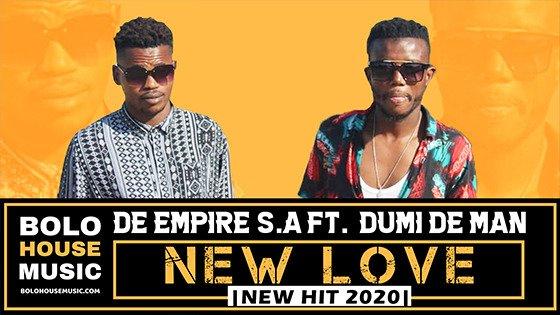 De Empire S.A - New Love feat Dumi De Man