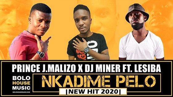 Prince J.Malizo x DJ Miner - Nkadime Pelo ft Lesiba