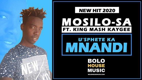Mosilo-SA - U'sphete Ka Mnandi ft King Mash Kaygee