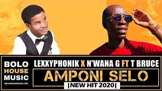Lexxyphonik x N'wana G - Amponi Selo Ft T Bruce