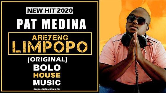 Pat Medina - Areyeng Limpopo