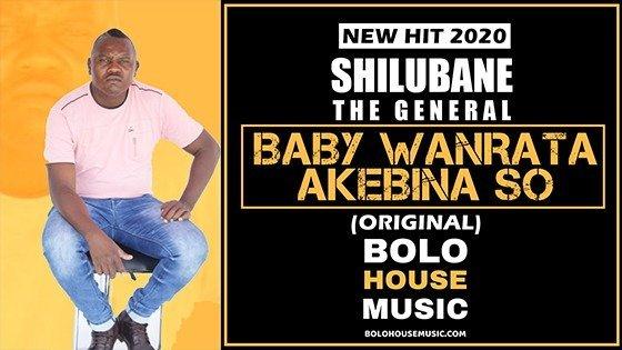 Shilubane The General - Baby Wanrata Akebina So