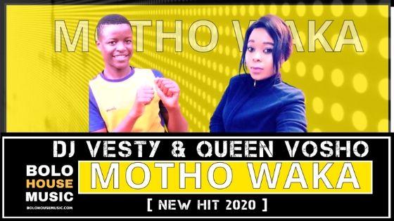Dj Vesty x Queen Vosho - Motho Waka