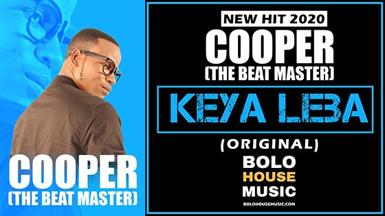 Cooper (The Beat Master) - Keya Leba