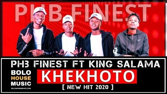 PHB Finest - Khekhoto feat King Salama
