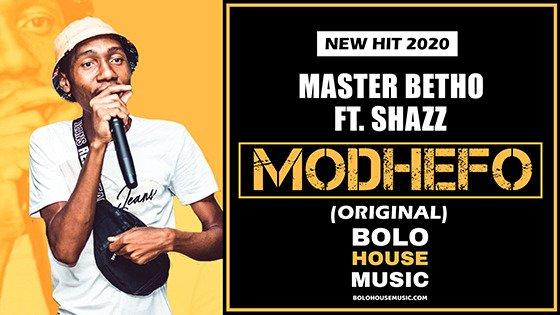 Master Betho - Modhefo feat Shazz