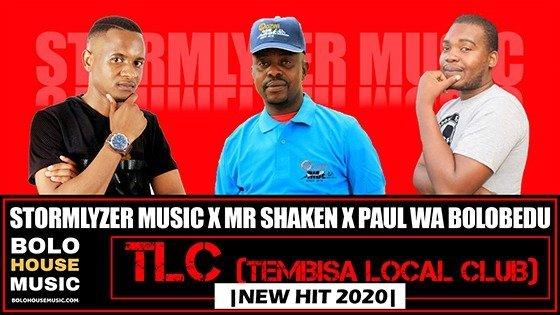 Stormlyzer Music x Mr Shaken x Paul Wa Bolobedu - TLC