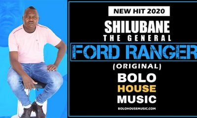 Ford Ranger - Shilubane The General