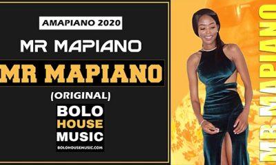 Mr Mapiano - Mr Mapiano