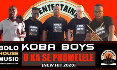 Koba Boys - O Kase Phomelele
