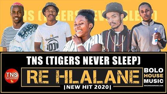 TNS (Tigers Never Sleep) - Re Hlalane