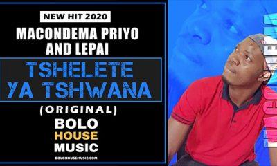 Macondema Priyo - Tshelete Ya Tshwana