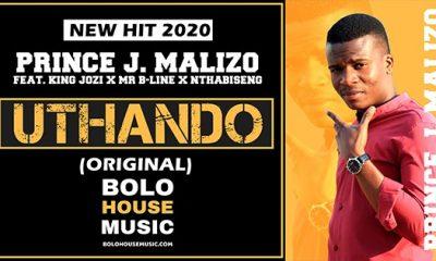 Prince J Malizo - Uthando ft. King Jozi x Mr B-Line x Nthabiseng