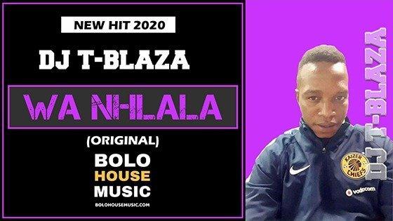 DJ T-Blaza - Wa Nhlala