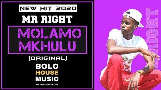 Mr Right - Molamo Mkhulu