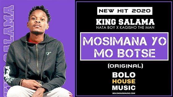 King Salama x Nata Boy x Kagisho The Man - Mosimana Yo Mo Botse