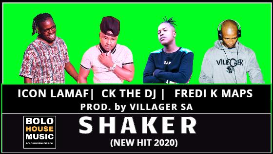 Shaker - Icon Lamaf