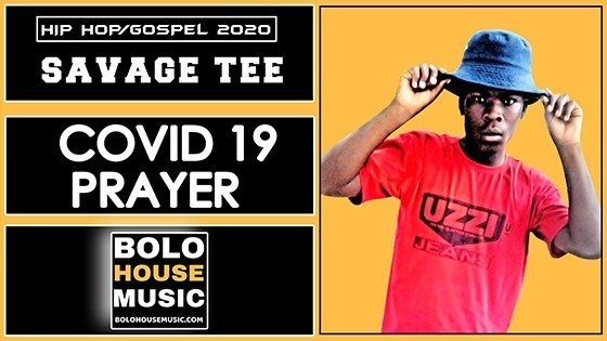 Savage Tee - COVID 19 Prayer