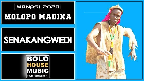 Molopo Madika - Senakangwedi