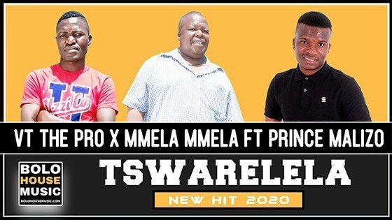 VT The Pro x Mmela Mmela - Tshwarelela ft Prince J.Malizo