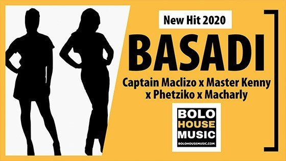 Captain Maclizo x Master Kenny x Macharly x Phetziko - Basadi