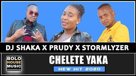 DJ Shaka x Prudy x Stormlyzer - Chelete Yaka