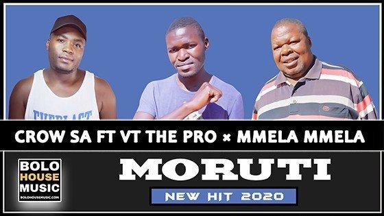 Crow SA - Moruti ft VT The Pro × Mmela Mmela