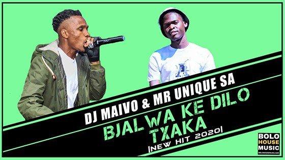 DJ Maivo & Mr Unique SA - Bjalwa Ke Dilo Txaka