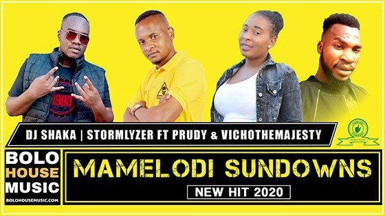 DJ Shaka x StormLyzer - Mamelodi Sundowns ft Prudy & Vicho The Majesty