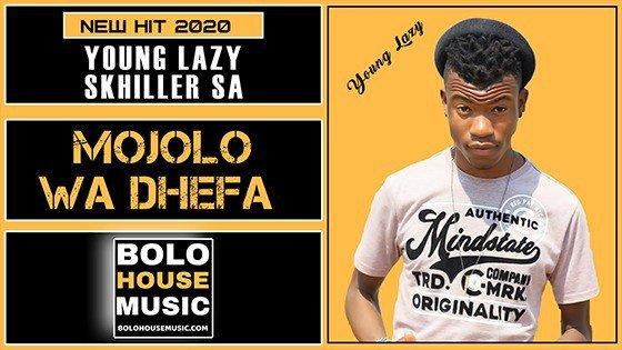 Young Lazy & Skhiller SA - Mojolo Wa Dhefa