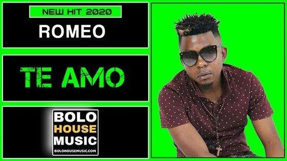 Romeo - Te Amo Feat Terry West