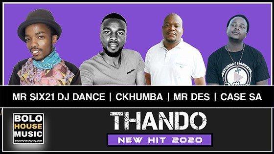 Mr Six21 DJ Dance - Thando