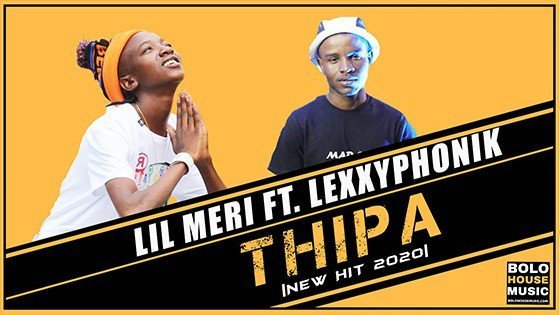 Lil Meri - Thipa Feat Lexxyphonik