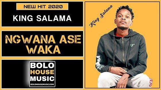King Salama - Ngwana Ase Waka