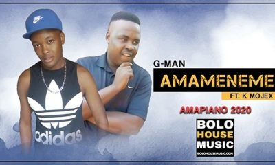 G-Man - Amameneme Feat K.Mojex