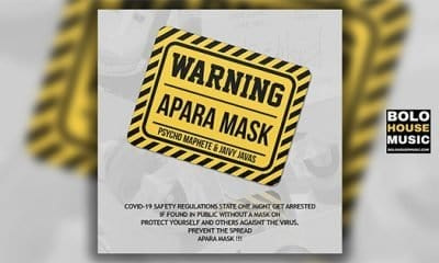 Psycho Maphete & Jaivy Javas - Apara Mask