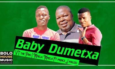 VT the Pro & Mmela Mmela - Baby Dumetxa