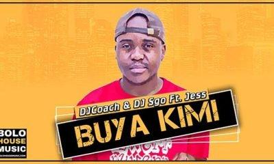 DJ Coach & DJ Sgo - Buya Kimi Ft Jess