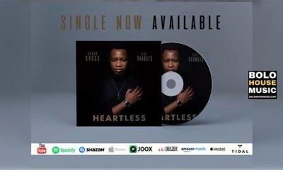 Shaun Cross - Heartless Feat Rhandzu